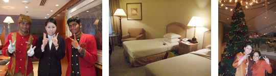 マレーシアホテル研修
